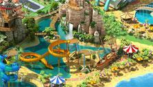 Megapolis: Water lagoon