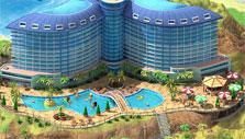 Megapolis: Island resort