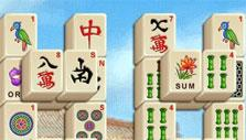Mahjongg: Legends of the Tiles: Chinese garden