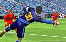 Kamicat Football: Soccer 3D