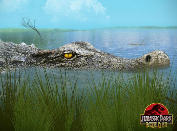 Jurassic Park Builder Dolichorhynchops Deinosuchus In