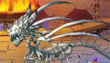 Dragon Pals: Skeletal dragon
