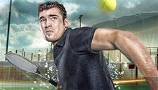 Tennis Duel: Fighting to win