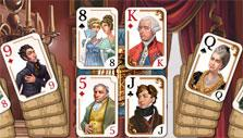 Regency Solitaire: Drawing room