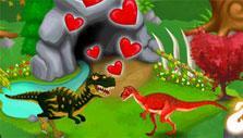 Crossbreeding in Dino Zoo