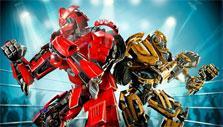 Robo Racing: Robot fighting arena