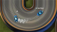 Drifting in Supercar Showdown