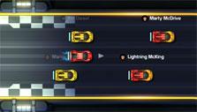 Supercar Showdown: Night track