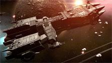 Colonial Vanir in Battlestar Galactica Online