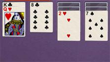 Solitaire Live: Barely winning