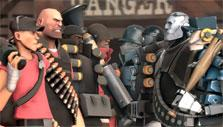 Co-op mode in Team Fortress 2