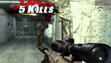 Sniper in Combat Arms