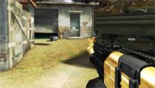 Premium gun Combat Arms: