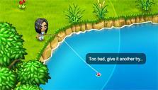 Fishao: fishing in Laketown