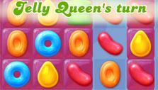 Candy Crush Jelly Saga: turn-based gameplay