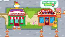 Bobble Bots game in Moshi Monsters