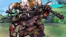 Hideous boss in Dragonbone Dynasty