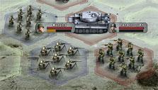 a close fight in Liberators
