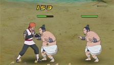 Naruto Online: sumo wrestlers