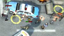 Escaping from zombies in Zombie Defense