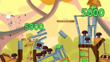 Angry Birds Friends: Gameplay