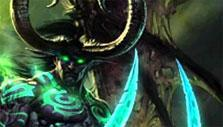 Illidan in World of Warcraft: Legion