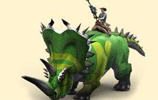 Favorite Dinosaur in Dino Storm - Survey Option 1