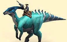 Favorite Dinosaur in Dino Storm - Survey Option 3