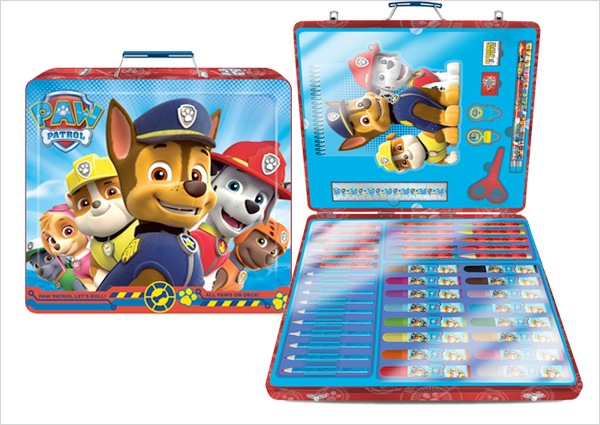 PAW Patrol Deluxe Art Set
