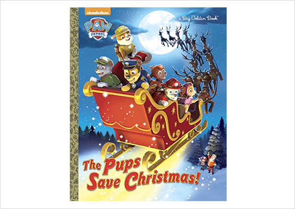 Pups Save Xmas Storybook
