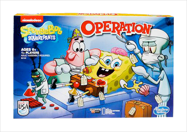 SpongeBob Operation