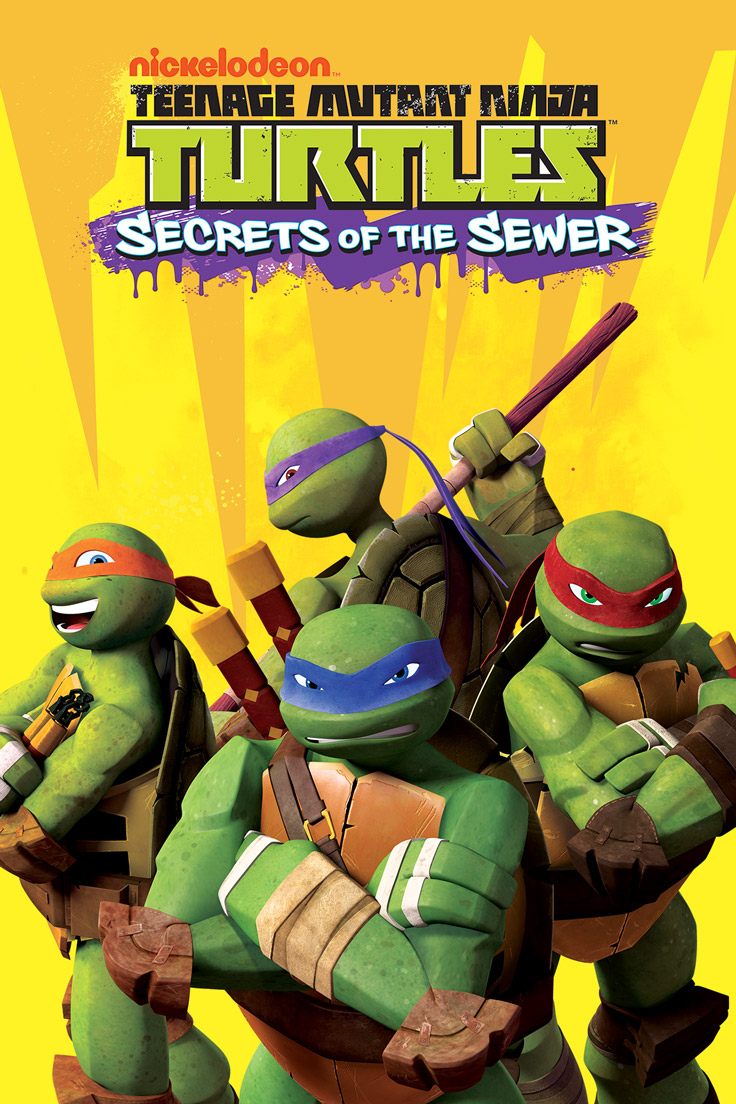 TMNT Secrets of the Sewer