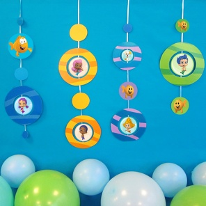 Bubble Guppies Hanging Decoration