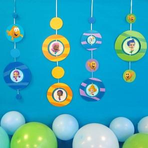Bubble Guppies Hanging Decoration