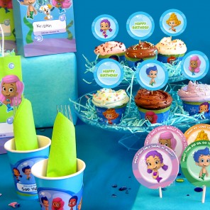Throw a Fin-tastic Party!
