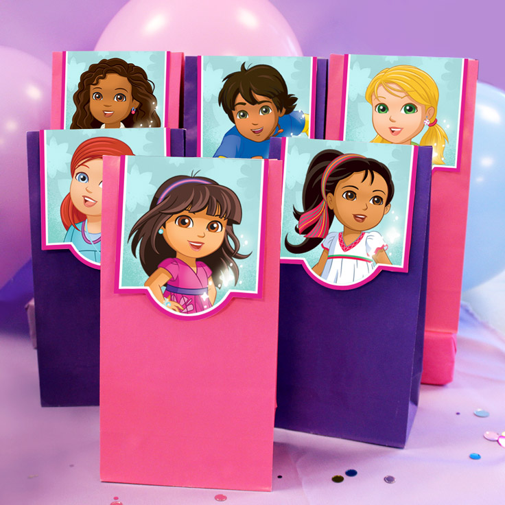 Dora and Friends Goody Bags