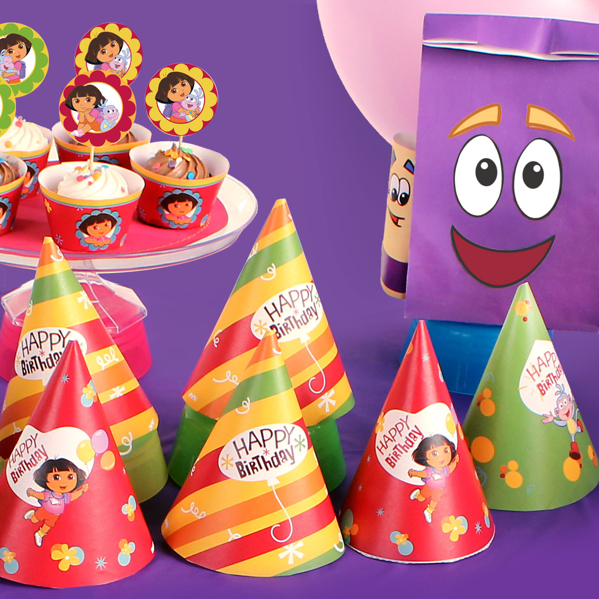 Dora Birthday Party Day Planner Nickelodeon Parents