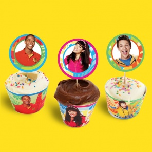Fresh Beat Treat Toppers