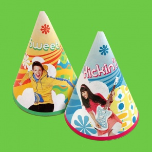 Stylin' Fresh Beat Party Hats