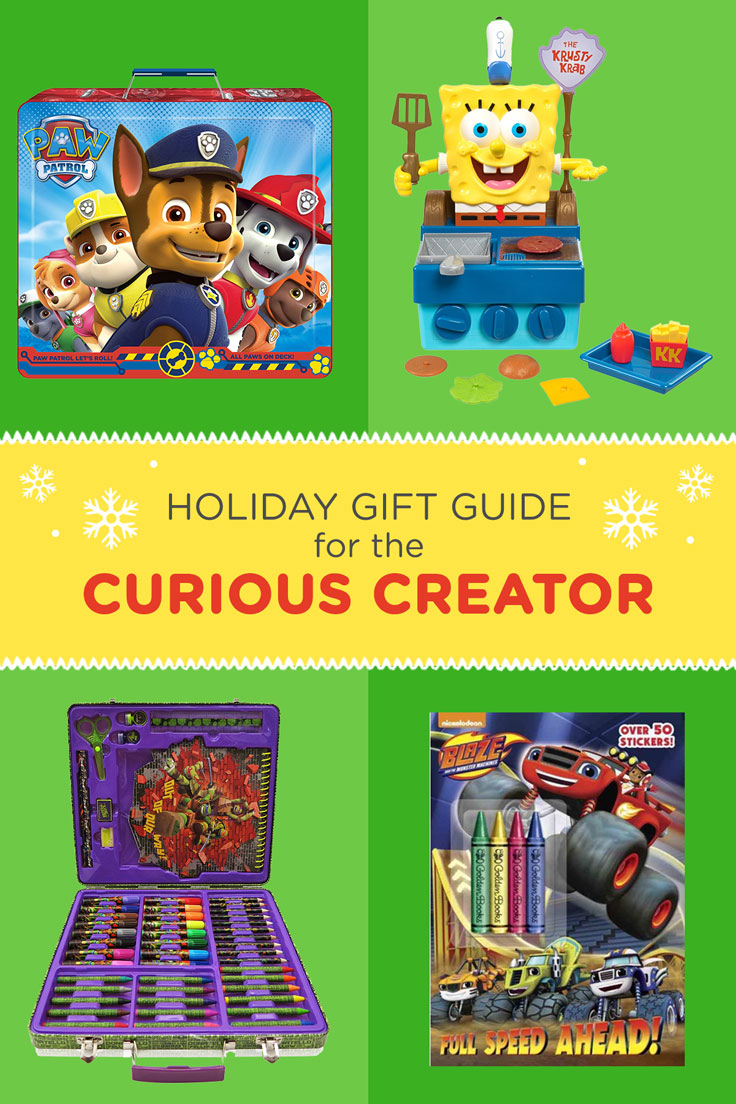 Gift Guide for the Curious Creator