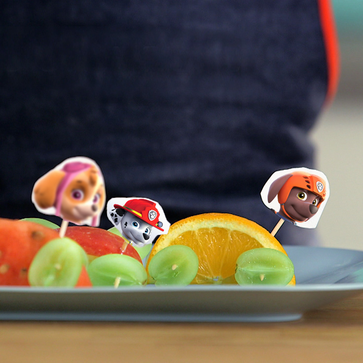 PAW Patrol Snacks On A Roll