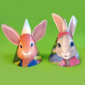 Peter Rabbit Bunny Ear Hats