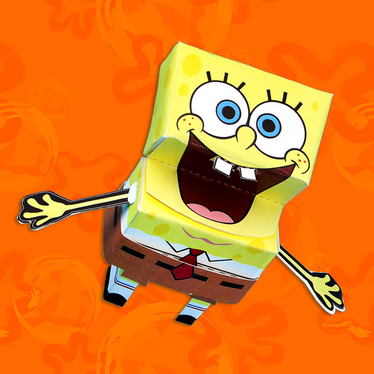 SpongeBob Fan Club Exclusive Offer