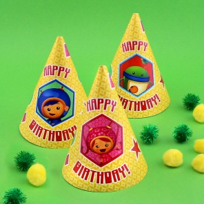 Umirrific Birthday Party Hats