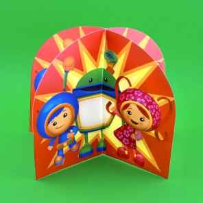 Team Umizoomi Table Topper