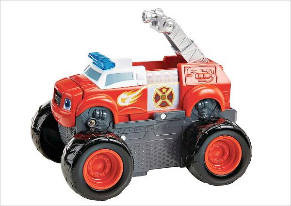 Blaze Fire Truck