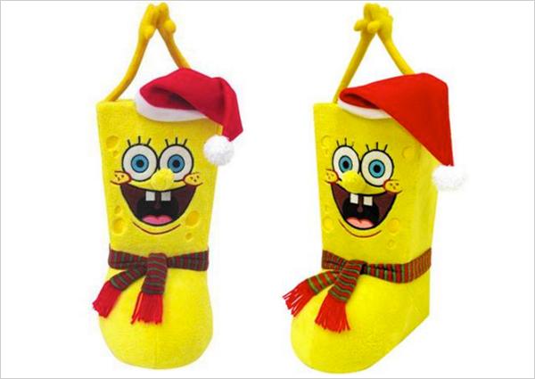 SpongeBob Stockings