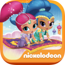 App icon for Shimmer and Shine: Enchanted Carpet Ride Game