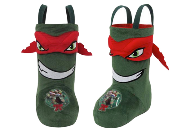 TMNT Stockings