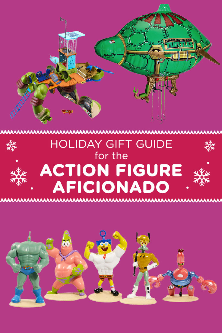 Gift Guide for Action Figure Lovers